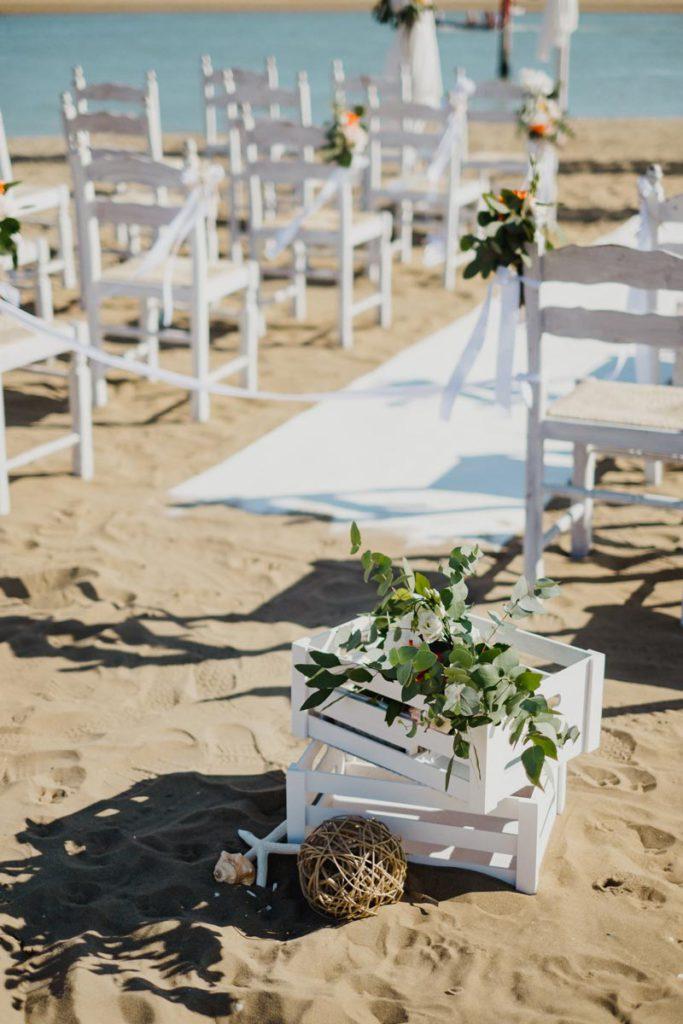 Matrimonio Spiaggia Bibione : D s chapeau eventi